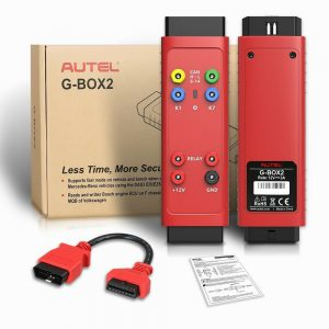 autel mercedes g-box 2 key tool