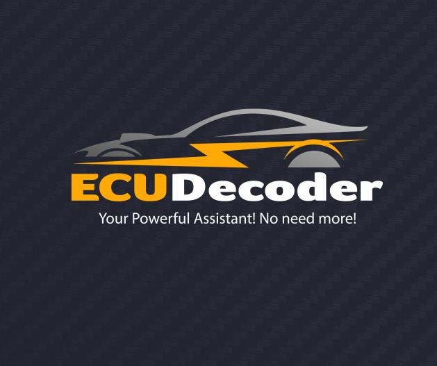 ECUDecoder Tuning Software
