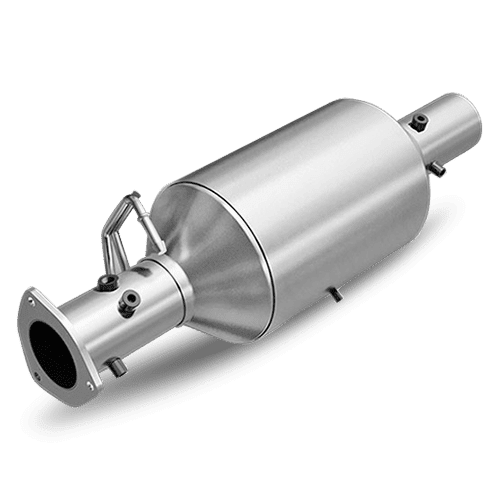 DPF Diesel Particulate Filter
